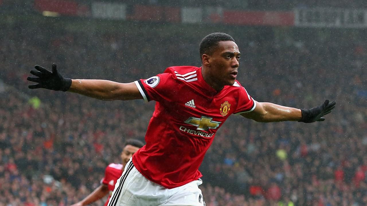 Martial Putuskan Bertahan Di Manchester United
