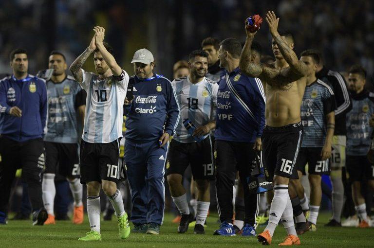 Messi Kesal Dengan Media Argentina Yang Memojokkan Dirinya