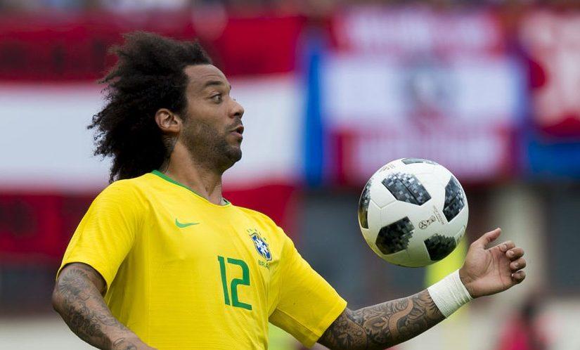 Marcelo Sebut Brazil Tidak Trauma Dengan Kekalahannya Dahulu