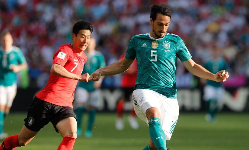 Fakta Seru Seputar Pertandingan Jerman Melawan Korea Selatan