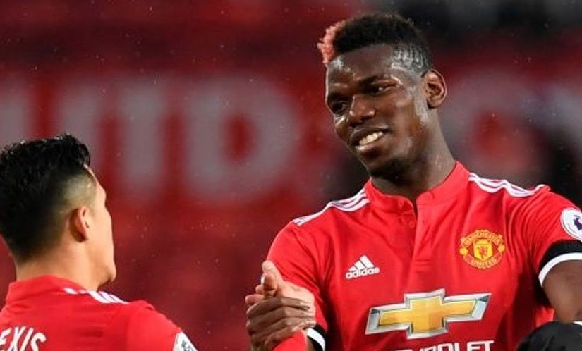Usain Bolt, Pogba, Manchester United, Liga Inggris