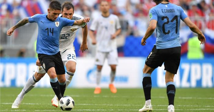 Skuat Uruguay Sebut Tidak Gentar Hadapi Perancis !