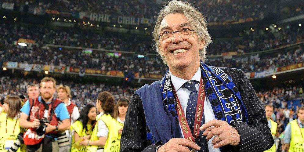 Moratti: Saya Akan Datangkan Ronaldo Jika Masih Jadi Presiden Inter
