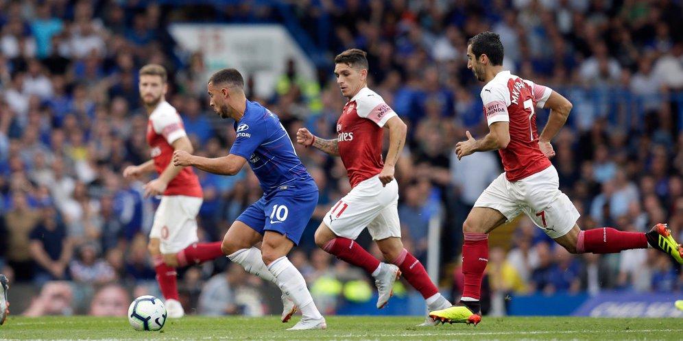 Meski Arsenal Kalah, Emery Tetap Merasa Gembira