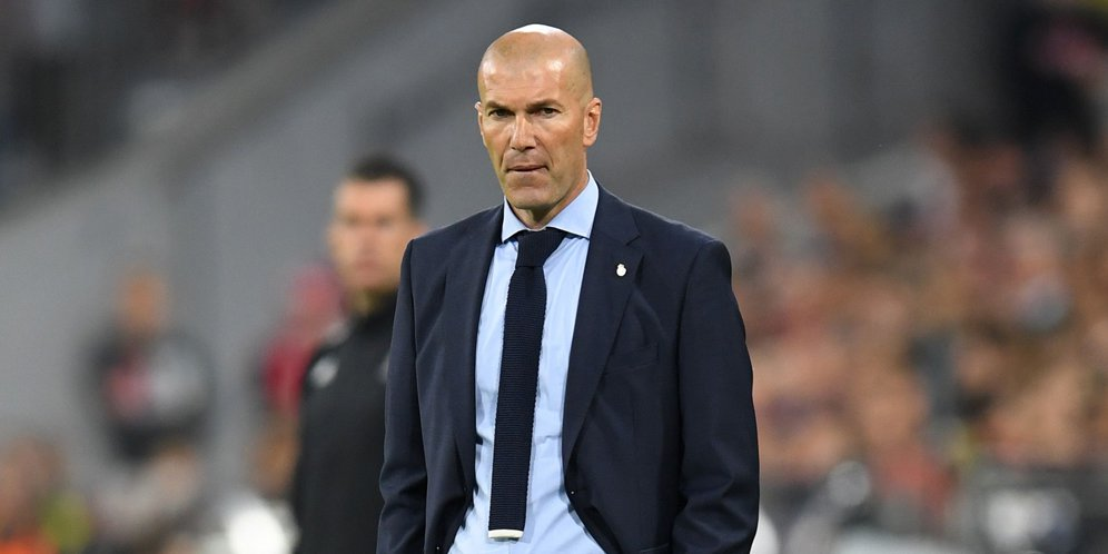 Juventus Akan Jadi Tempat Berlabuh Zidane ?