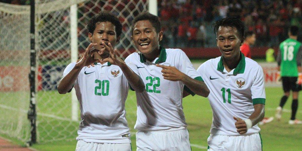 Review Pertandingan Piala AFF: Indonesia 4 - 0 Kamboja