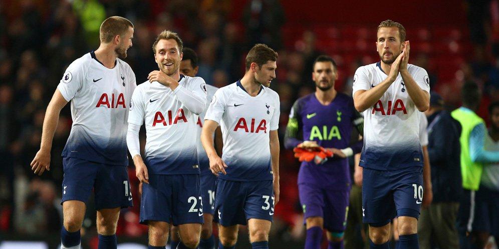 Harry Kane Sebut Tottenham Tidak Takut Hadapi Barcelona