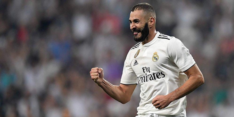 Benzema: Madrid Bisa Jadi Juara Meski Tanpa Ronaldo