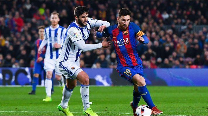 Prediksi La Liga: Real Sociedad Vs Barcelona 15 September 2018