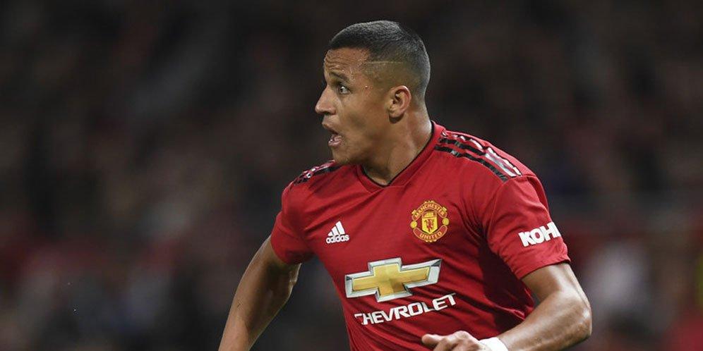 Sanchez Mantap Tinggalkan Manchester United