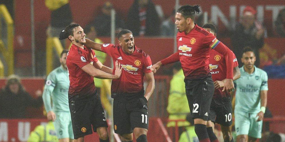 Rashford Yakin United Bisa Menang Kontra Liverpool