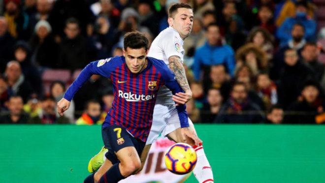 Liverpool Tak Ingin Pulangkan Countinho Dari Barcelona