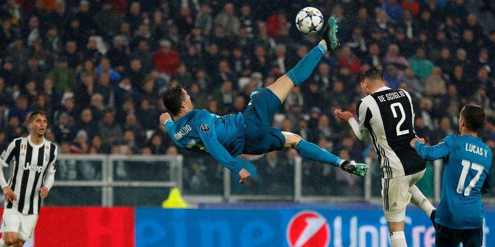 Kondisi Fisik Cristiano Ronaldo Sangat Menakjubkan !