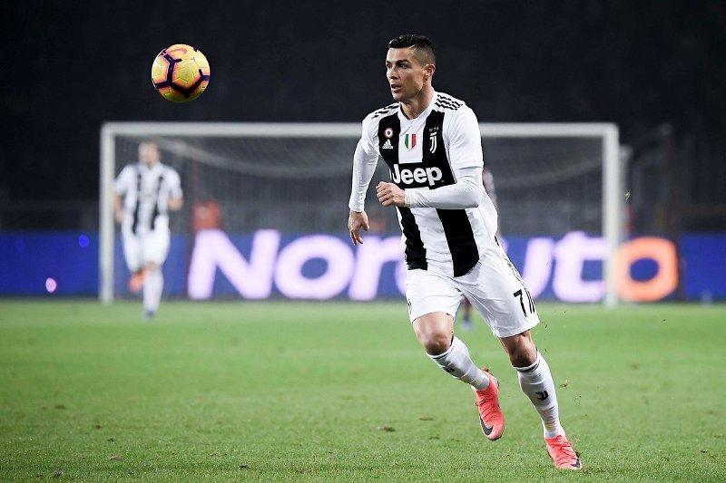 Cristiano Ronaldo Sudah Kembali Terlihat Menjalani Sesi Latihan Bersama Juventus