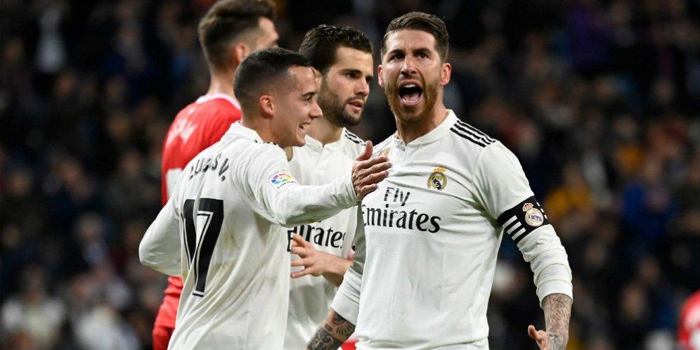 Ramos Niat Hengkang Dari Madrid Musim Panas Ini