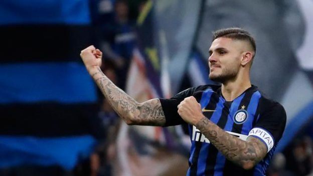 Akan Gabung Di PSG,Akan Tetapi Mauro Icardi Memperpanjang Kontrak Di Inter Milan