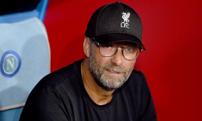 Dihajar Napoli, Jurgen Klopp Ungkap Masalah Liverpool