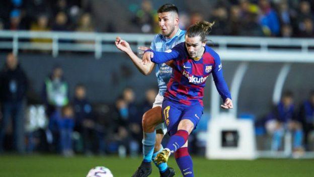 Barcelona Mengalahkan Ibiza di Copa del Rey 2-1