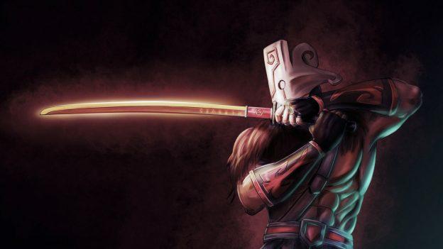 Review Hero Juggernaut Dalam Game Dota 2